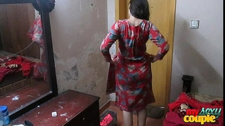 Indian slutwife sonia in shalwar suir undresses in nature's garb hardcore xxx fuck